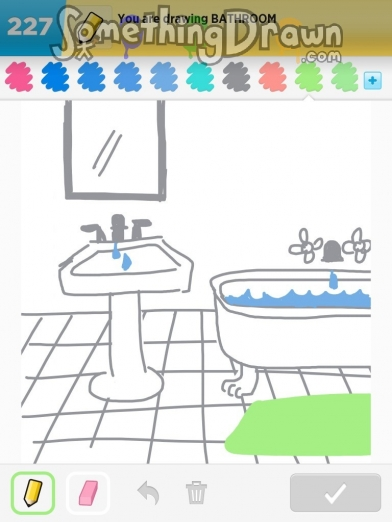 How to draw bathroom design for Draw your bathroom