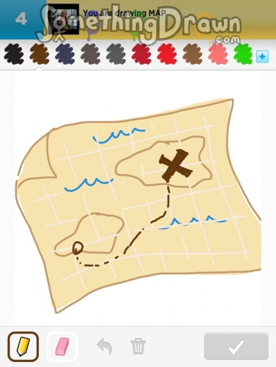 Draw Map on
