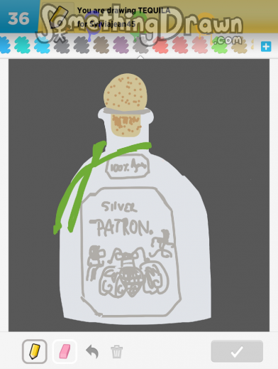Somethingdrawn Com Tequila Drawn By Klsc74 On Draw Something
