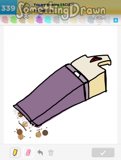 Somethingdrawn Com Vacuum Drawn By Klsc74 On Draw Something