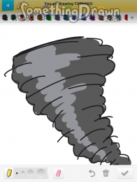 SomethingDrawn.com - TORNADO drawn by asfisha on Draw ...