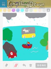 SomethingDrawn.com - Draw Something drawings of FLOOD on ...