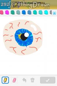 Somethingdrawn Com Draw Something Drawings Of Eyeball On Draw