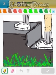 40 Excellent 'Draw Something' Drawings |Hangover Draw Something Drawing
