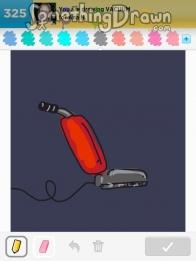 Somethingdrawn Com Draw Something Drawings Of Vacuum On Draw Something