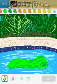 somethingdrawn com draw something drawings of pool on draw something