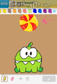 Somethingdrawn Com Draw Something Drawings Of Candy On Draw Something