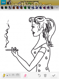 how to draw chinese smoke