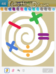 Somethingdrawn Com Draw Something Drawings Of Math On Draw Something